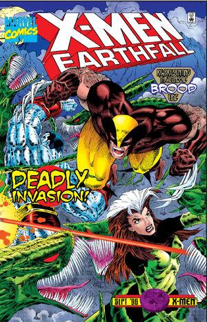 X-Men Earthfall Vol 1 1