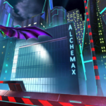 Alchemax (Earth-TRN389) from Spider-Man Unlimited (video game) 001