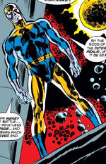 Avalon (Caretaker) (Earth-616) from Thor Vol 1 219 0001