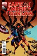 Captain America and Iron Man Vol 1 635