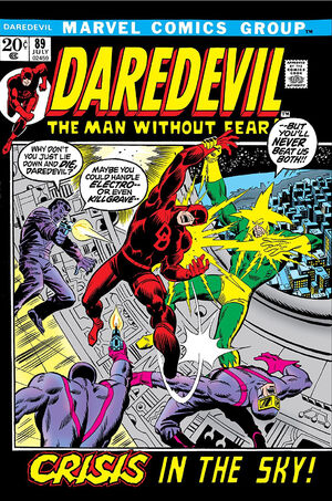 Daredevil Vol 1 89
