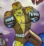 Herman Schultz (Earth-9411) Spectacular Spider-Man (UK) Vol 1 88