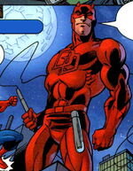 Matthew Murdock (Earth-9411) Spectacular Spider-Man (UK) Vol 1 144