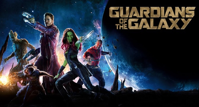 Movie - Guardians of the Galaxy