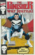 Punisher War Journal Vol 1 41