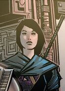 Tina Minoru (Earth-199999) from Marvel's Doctor Strange Prelude Vol 1 1 002