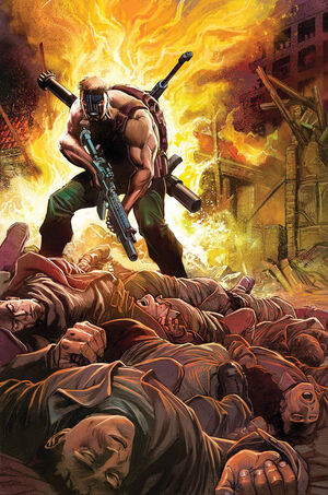 Captain America Vol 7 12 Textless