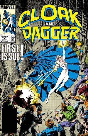 Cloak and Dagger Vol 2 1