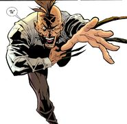 Daken from Daken Dark Wolverine Vol 1 14