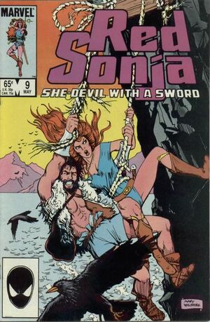 Red Sonja Vol 3 9