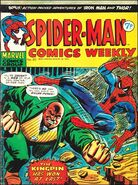 Spider-Man Comics Weekly Vol 1 80