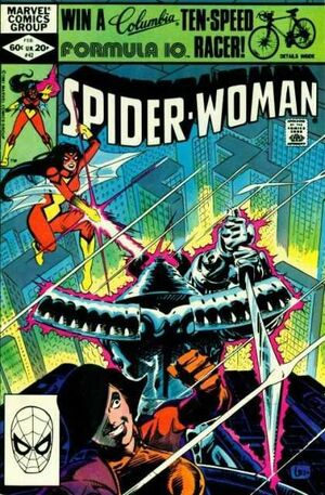 Spider-Woman Vol 1 42