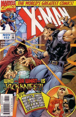 X-Man Vol 1 32
