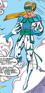 Aireo (Earth-616) from New Warriors Vol 1 8 001