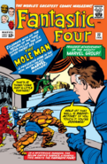 Fantastic Four Vol 1 22