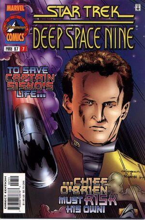 Star Trek Deep Space Nine Vol 1 7