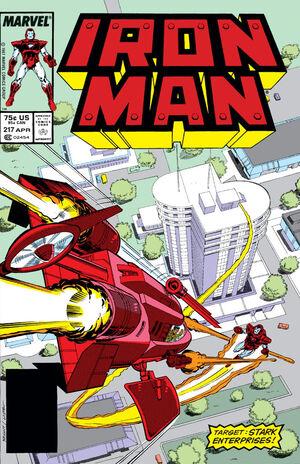 Iron Man Vol 1 217