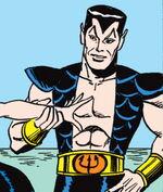 Namor McKenzie (Earth-77013) from Spider-Man Newspaper Strips Vol 1 2015 0002