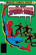 Peter Parker, The Spectacular Spider-Man Vol 1 59