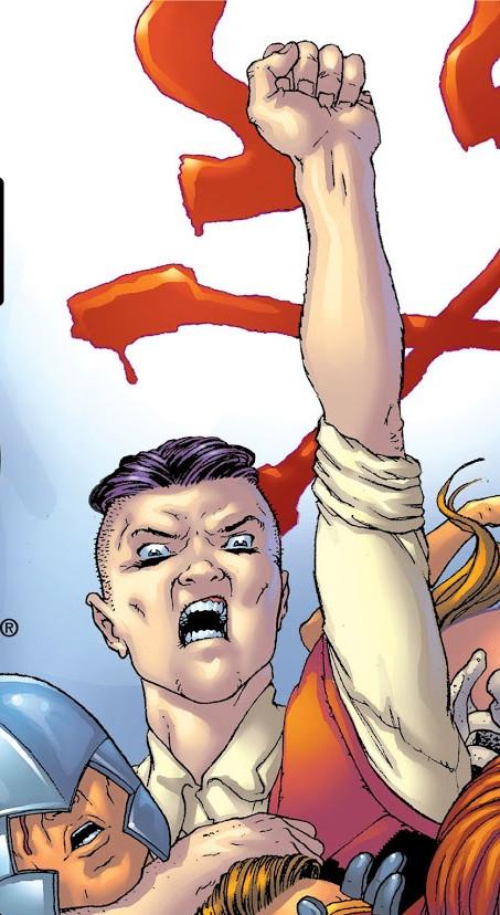 Quintavius Quire (Earth-616) from New X-Men Vol 1 137 0001