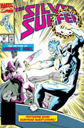 Silver Surfer Vol 3 60