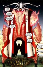 Adjudicator (Earth-71016) from The Last Fantastic Four Story Vol 1 1 0001