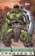 Bruce Banner (Earth-616) from World War Hulk X-Men Vol 1 3 0001