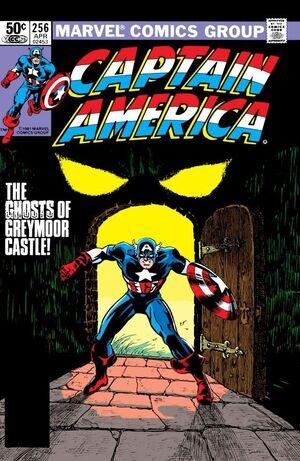Captain America Vol 1 256