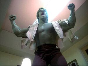 David Banner (Earth-400005) from The Incredible Hulk (TV series) Season 1 4 001