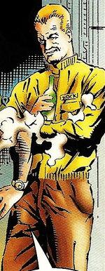Joseph Rock (Earth-9602) Bruce Wayne Agent of S.H.I.E.L.D. Vol 1 1