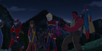 Mighty Avengers (Earth-12041)
