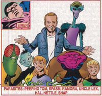 Parasites (Earth-616) from X-Men Earth's Mutant Heroes Vol 1 1 0001