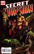 Secret Invasion Vol 1 4 Variant
