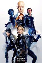 X-Men Apocalypse Poster 005
