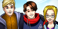 Young Avengers (Earth-TRN562)/Gallery