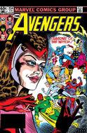 Avengers Vol 1 234