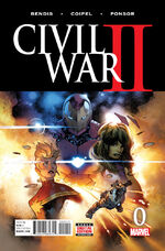 Civil War II Vol 1 0