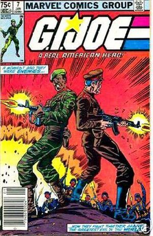 G.I. Joe A Real American Hero Vol 1 7