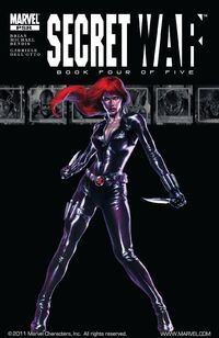 Secret War Vol 1 4