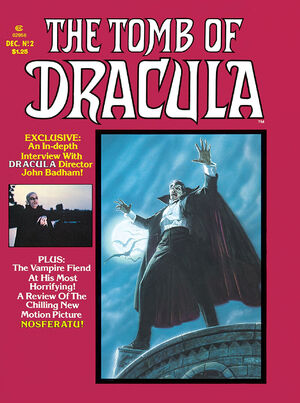 Tomb of Dracula Vol 2 2