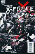 X-Force Vol 3 16 Variant Crain