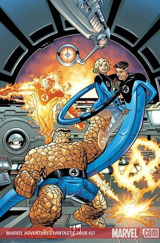 File:Marvel Adventures Fantastic Four Vol 1 37 Textless.jpg