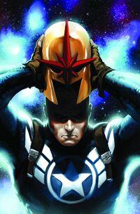 Secret Avengers Vol 1 4 Textless