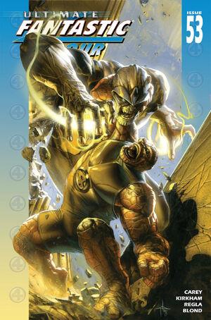 Ultimate Fantastic Four Vol 1 53
