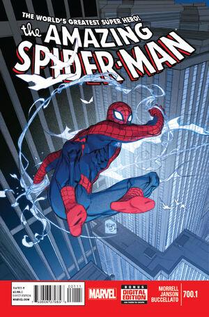 Amazing Spider-Man Vol 1 700.1