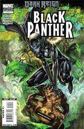 Black Panther Vol 5 1 Second Printing Variant