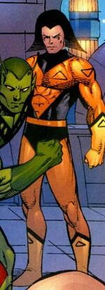 Electron (Imperial Guard) (Earth-41001) from X-Men The End Vol 3 1 0001