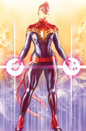 Mighty Captain Marvel Vol 1 1 Ross Variant Textless