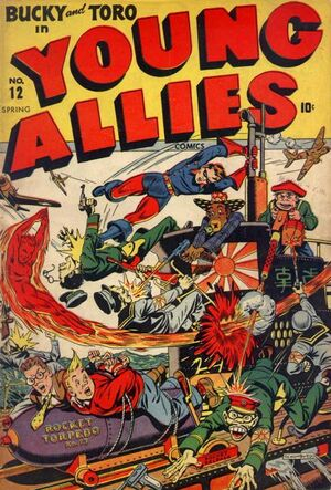 Young Allies Vol 1 12