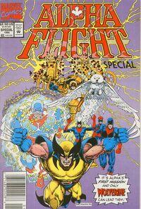 Alpha Flight Special Vol 2 1